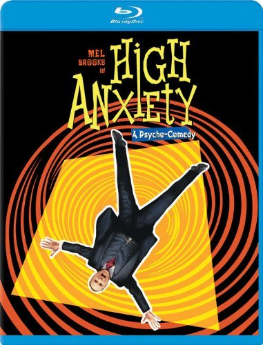 High Anxiety High Anxiety Blu Ray Ws Pg