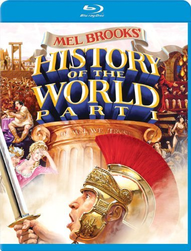 History Of The World Pt.1 History Of The World Pt.1 Blu Ray Ws R