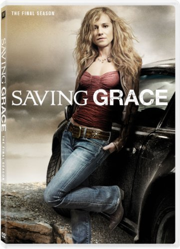 Saving Grace Saving Grace Season 3 The Fin Season 3 Nr 4 DVD