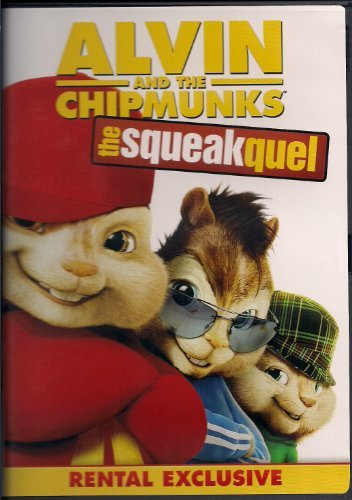 Alvin & The Chipmunks Squeakquel
