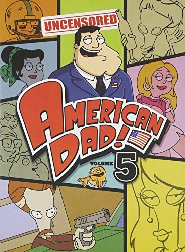 American Dad Volume 5 DVD