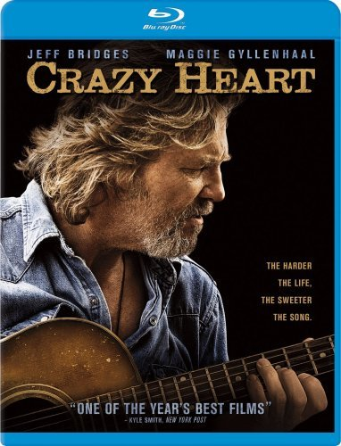 Crazy Heart Bridges Gyllenhall Farrell Duv Blu Ray Ws