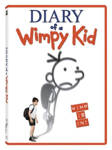 Diary Of A Wimpy Kid Gordon Harris DVD Pg