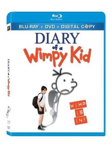 Diary Of A Wimpy Kid Gordon Harris Blu Ray Ws Pg 2 Br Incl. DVD Dc