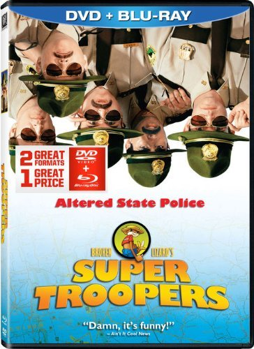 Super Troopers Super Troopers Blu Ray Ws R