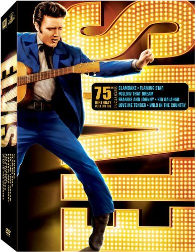 75th Birthday Collection Presley Elvis Ws Nr 7 DVD