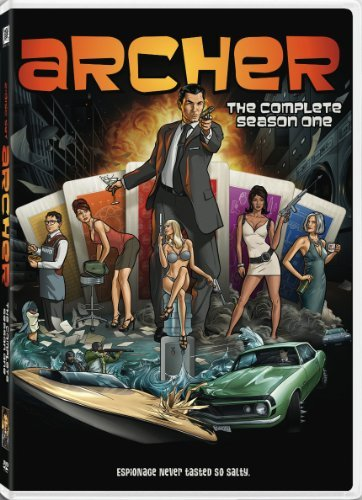 Archer Season 1 DVD Nr