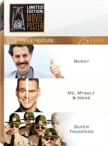 Borat Me Myself & Irene Super Borat Me Myself & Irene Super Ws Nr