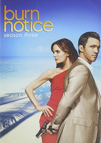 Burn Notice Season 3 DVD