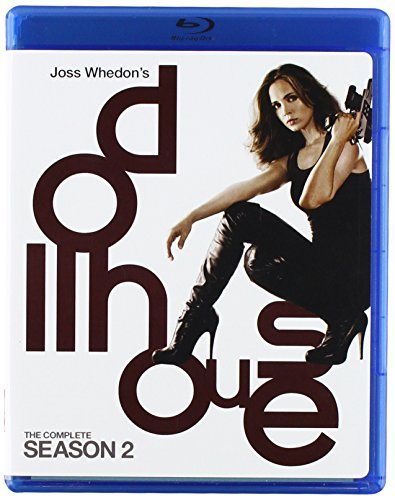 Dollhouse Dollhouse Season 2 Blu Ray Ws Nr 3 Br