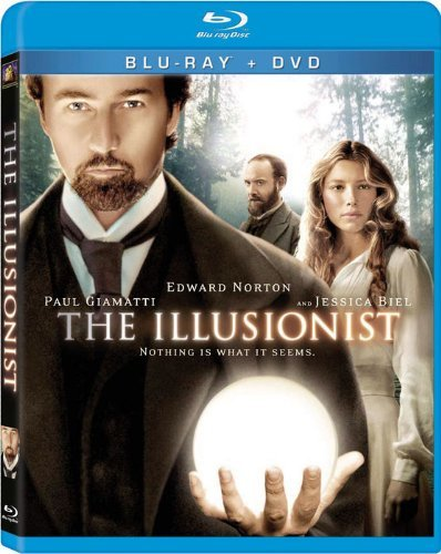 Illusionist Illusionist Blu Ray Ws Pg13 Incl. DVD