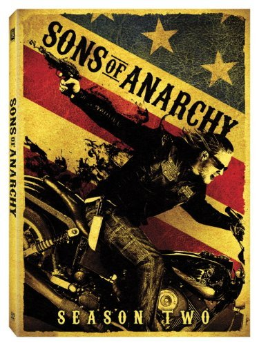Sons Of Anarchy Season 2 DVD Nr