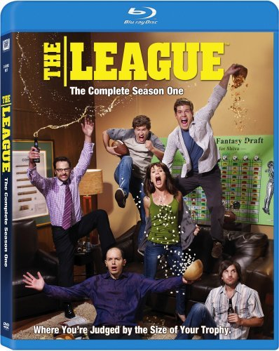 League Season 1 Blu Ray Nr