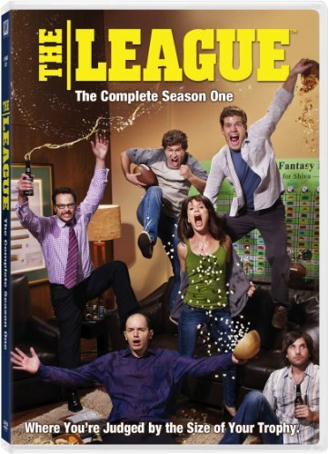 League Season 1 DVD Nr 2 DVD