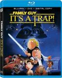 Family Guy It's A Trap Blu Ray Nr Ws