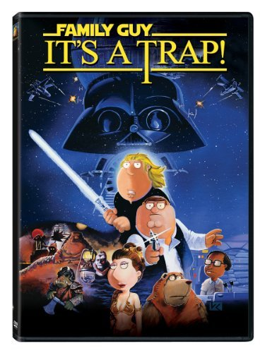 Family Guy It's A Trap DVD Nr