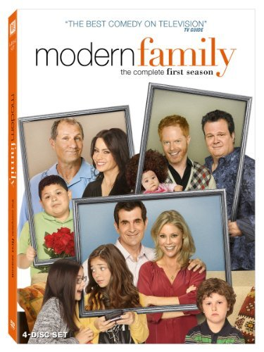 Modern Family Season 1 DVD Nr 4 DVD