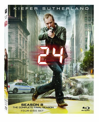 24 Season 8 Blu Ray Nr Ws
