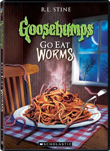 Goosebumps Go Eat Worms! DVD Nr