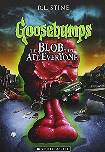 Goosebumps Blob That Ate Everything Nr