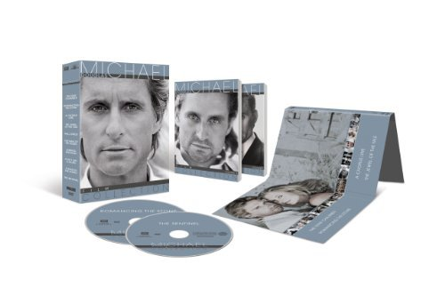 Michael Douglas Film Collectio Douglas Michael Ws Nr 10 DVD