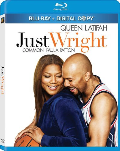 Just Wright Latifah Common Patton Blu Ray Ws Pg Incl. Digital Copy