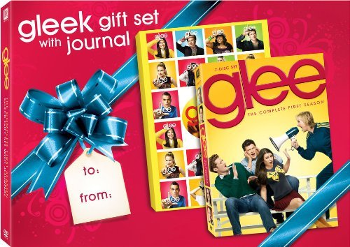 Glee Season 1 Gleek Gift Set Ws Nr 7 DVD Incl. Journal