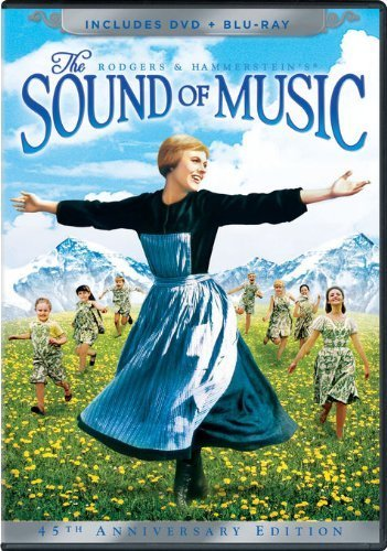Sound Of Music Andrews Plummer Blu Ray Ws 45th Anniv. Ed. G DVD
