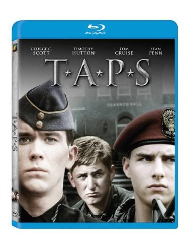 Taps Hutton Penn Cruise Blu Ray Ws Pg
