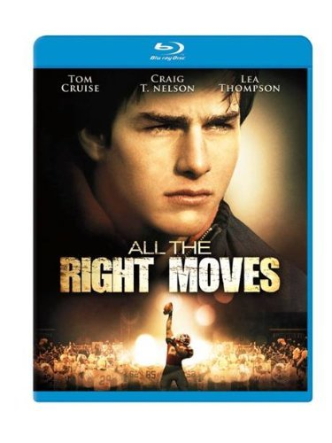 All The Right Moves Cruise Nelson Thompson Blu Ray Ws R