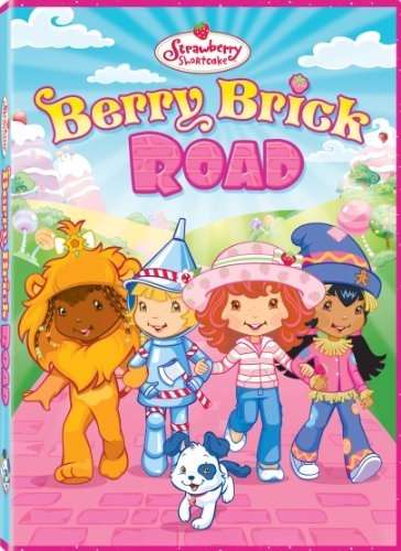 Berry Brick Road Strawberry Shortcake Nr