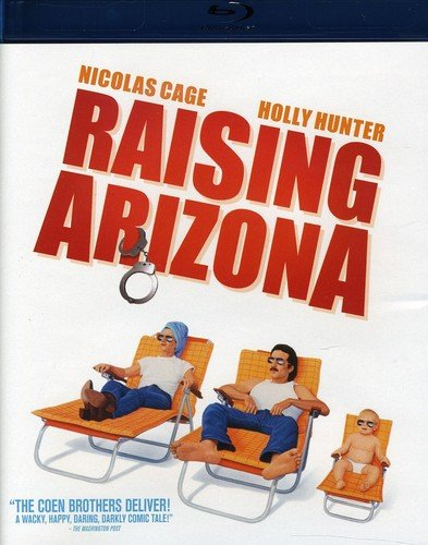 Raising Arizona Cage Hunter Goodman Blu Ray Ws Pg13