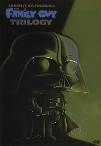 Family Guy Star Wars Trilogy DVD Nr