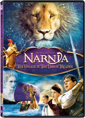 Chronicles Of Narnia Voyage Of The Dawn Treader Barnes Keynes Henley Poulter DVD Pg Ws