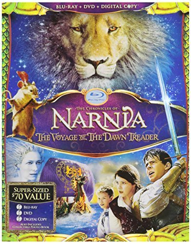 Chronicles Of Narnia Voyage O Chronicles Of Narnia Voyage O Blu Ray Ws Pg Incl. DVD Dc