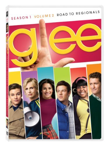 Glee Vol. 2 Season 1 Road To Region Ws Nr