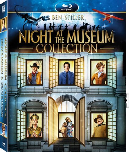 Night At The Museum Collection Night At The Museum Collection Blu Ray Ws Nr 2 Br