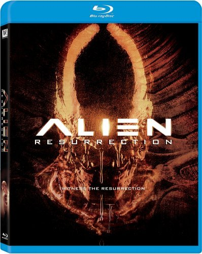 Alien Resurrection Weaver Ryder Perlman Blu Ray Ws R