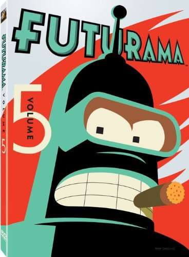 Futurama Volume 5 DVD