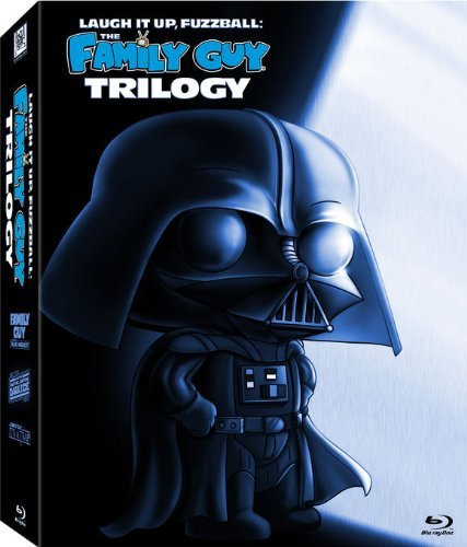 Family Guy Star Wars Trilogy Blu Ray Nr Ws