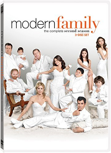 Modern Family Season 2 DVD Nr 3 DVD