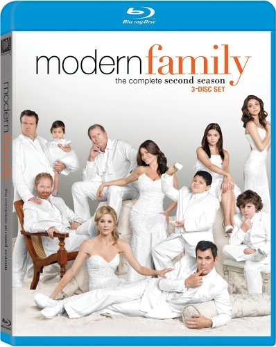 Modern Family Season 2 Blu Ray