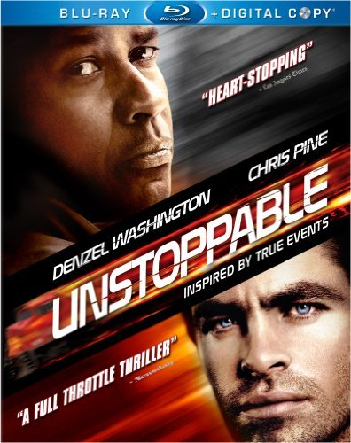 Unstoppable (2010) Washington Pine Blu Ray Ws Pg13 2 Br Incl. Dc