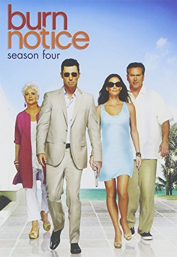 Burn Notice Season 4 DVD Nr 4 DVD