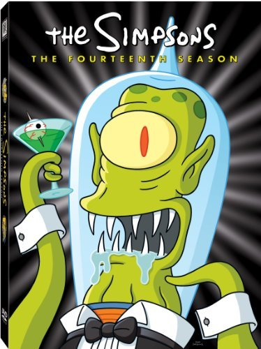 Simpsons Season 14 DVD Season 14