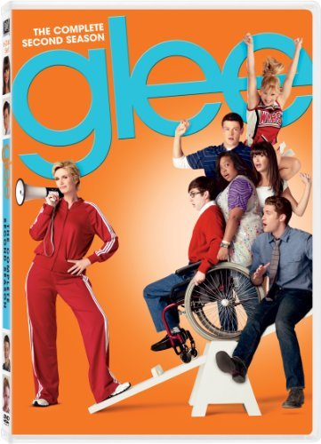 Glee Season 2 DVD Nr