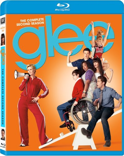 Glee Season 2 Blu Ray Nr