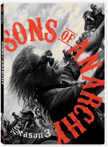 Sons Of Anarchy Season 3 DVD Nr
