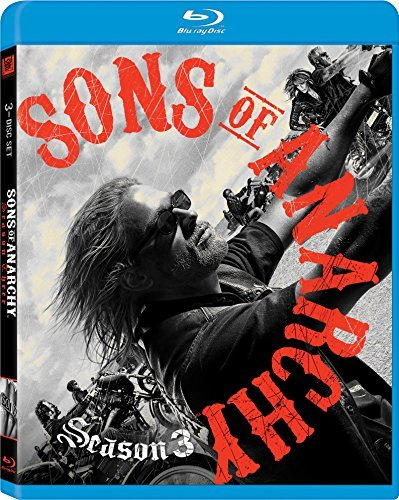 Sons Of Anarchy Season 3 Blu Ray Nr