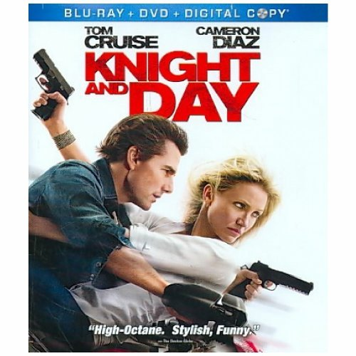 Knight & Day Cruise Diaz Blu Ray Ws Cruise Diaz
